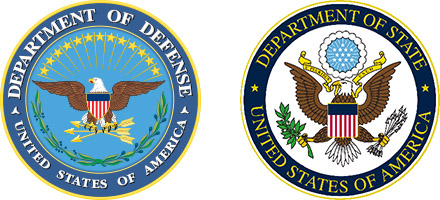 Department of Defense State Badges